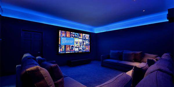 Couch-Comfortable-Home-Theater