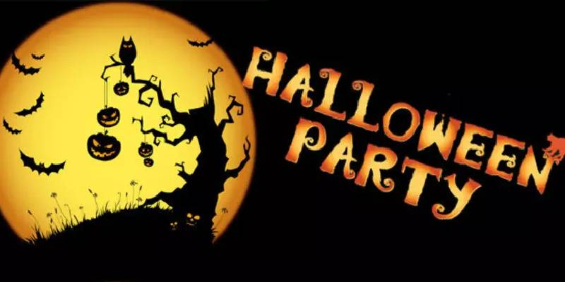 Image Representing Halloween Party Concept.